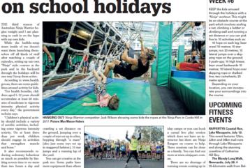 Newcastle Herald July 19